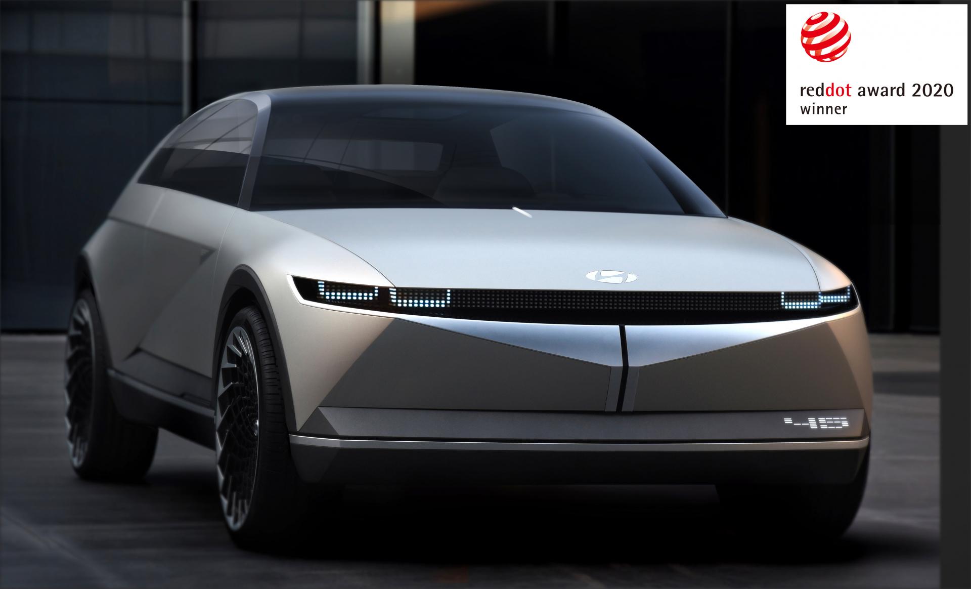 Компанія Hyundai Motor отримала три нагороди Red Dot Award 2020 за концептуальний дизайн   ТОВ «Хюндай Центр Полтава» - фото 9