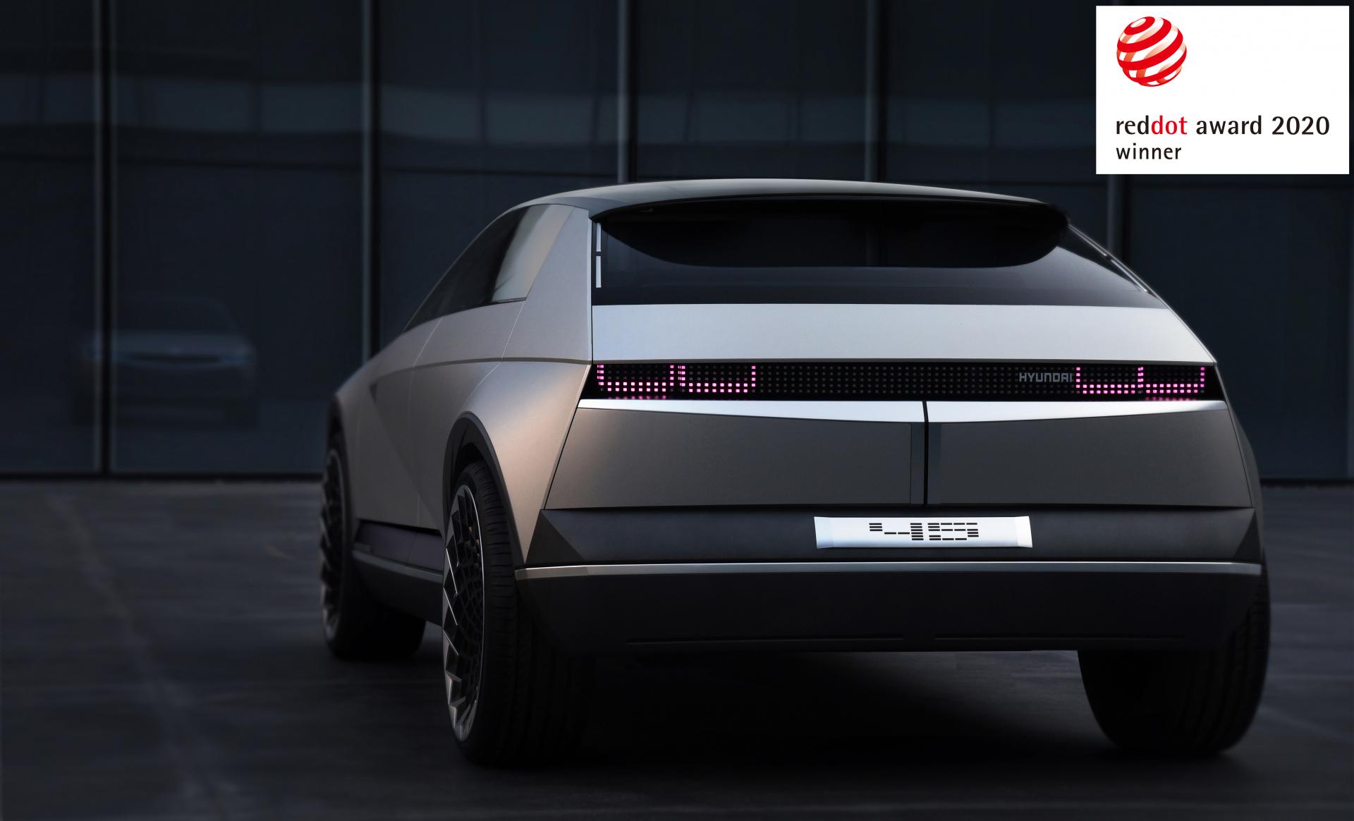 Компанія Hyundai Motor отримала три нагороди Red Dot Award 2020 за концептуальний дизайн   ТОВ «Хюндай Центр Полтава» - фото 10