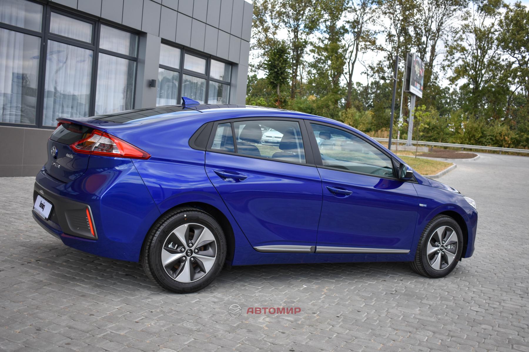 Ціна на електромобіль Hyundai IONIQ Electric - зафіксована в гривні!   Хюндай Мотор Україна - фото 13