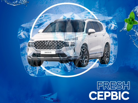 Спецпредложения на автомобили Hyundai   ТОВ «Хюндай Центр Полтава» - фото 6