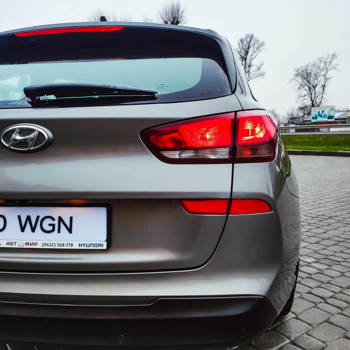 Hyundai i30 WGN за спеціальними цінами!   Хюндай Мотор Україна - фото 8