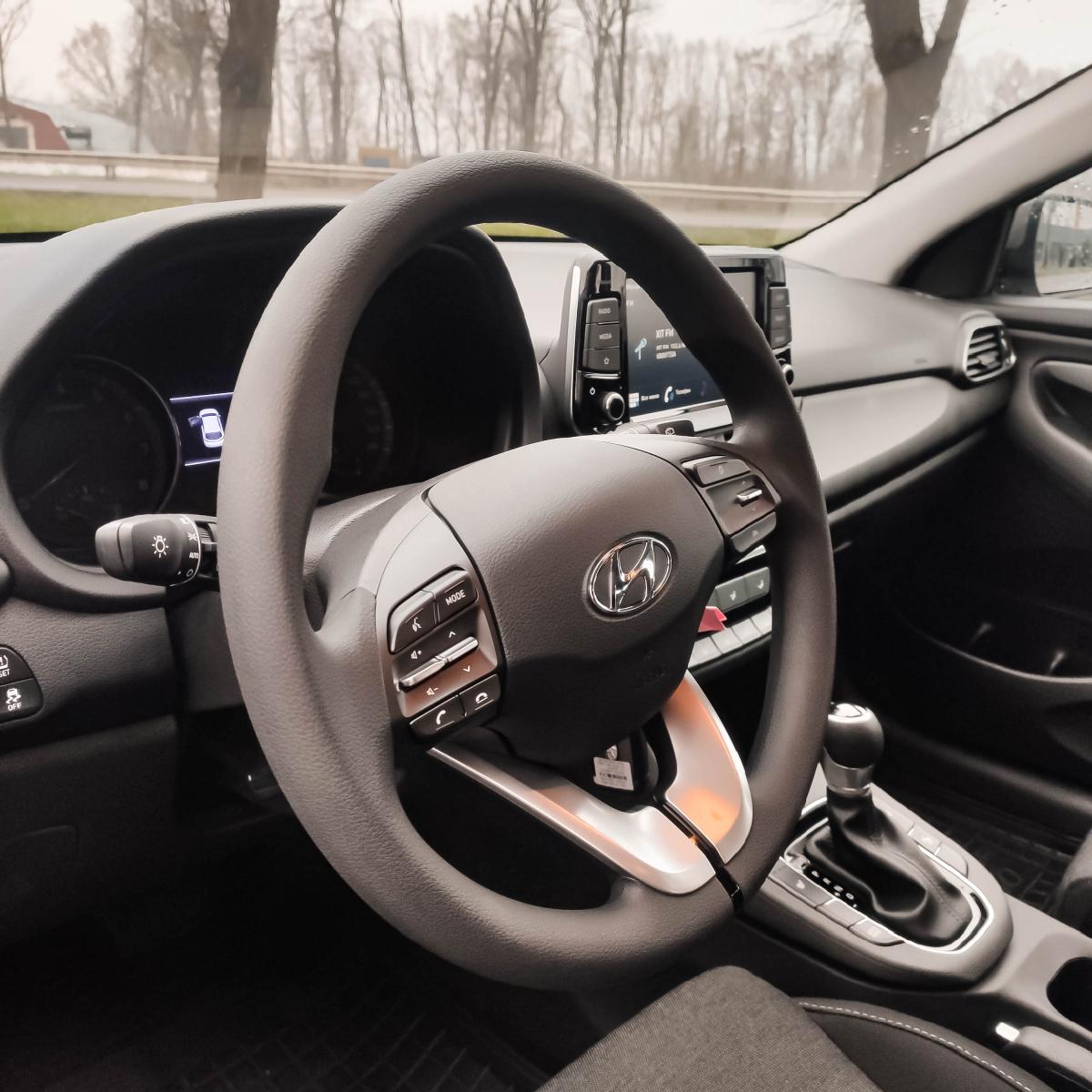 Hyundai i30 WGN за спеціальними цінами!   Хюндай Мотор Україна - фото 15