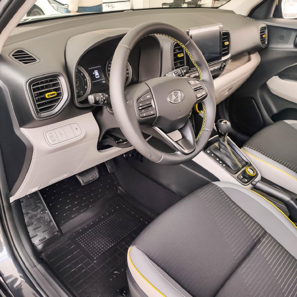 Абсолютно новий компактний міський кросовер Hyundai Venue   Хюндай Мотор Україна - фото 12