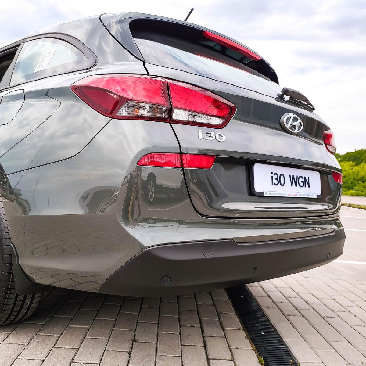 Спеціальна вигода на придбання Hyundai i30 WGN!   Хюндай Мотор Україна - фото 14