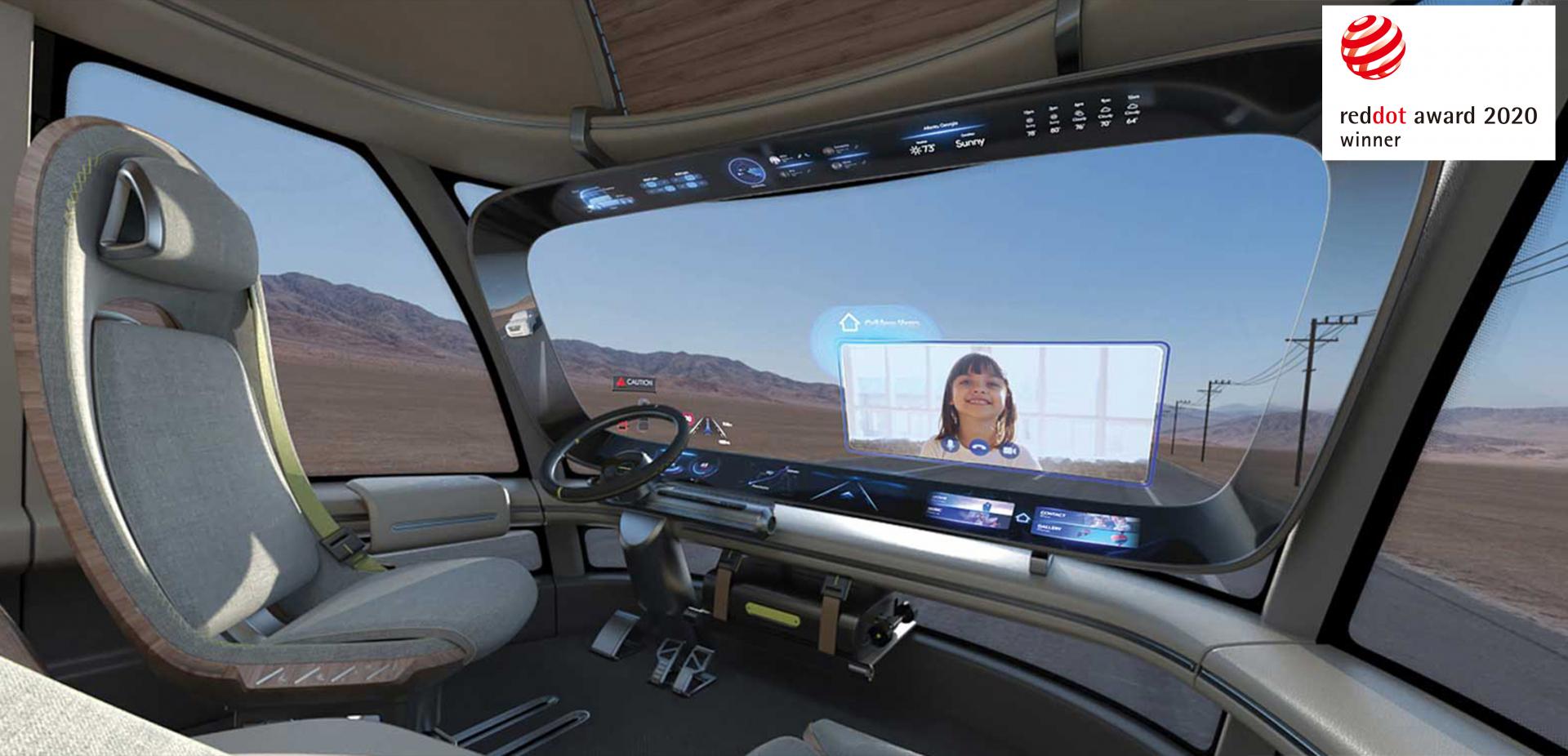 Компанія Hyundai Motor отримала три нагороди Red Dot Award 2020 за концептуальний дизайн   ТОВ «Хюндай Центр Полтава» - фото 12