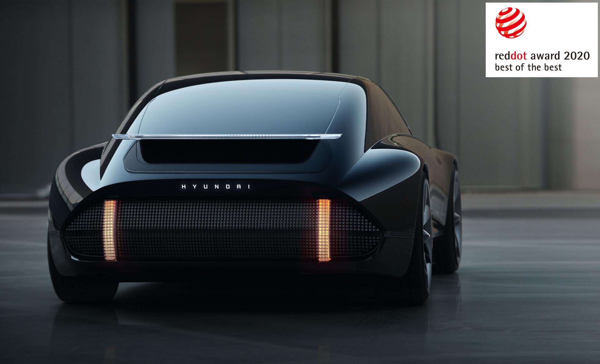 Компанія Hyundai Motor отримала три нагороди Red Dot Award 2020 за концептуальний дизайн   ТОВ «Хюндай Центр Полтава» - фото 13